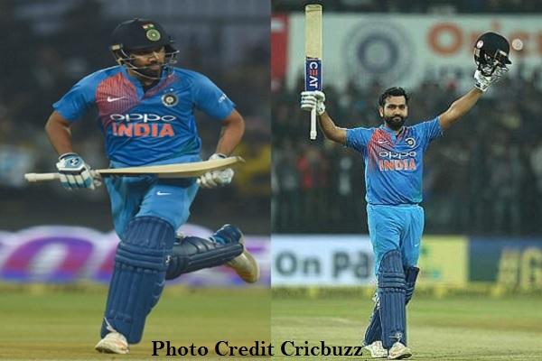 कप्तानी करते हुए बहुत खतरनाक हो जाते हैं रोहित शर्मा, सिर्फ 35 गेंदों में ठोंक दिया शतक