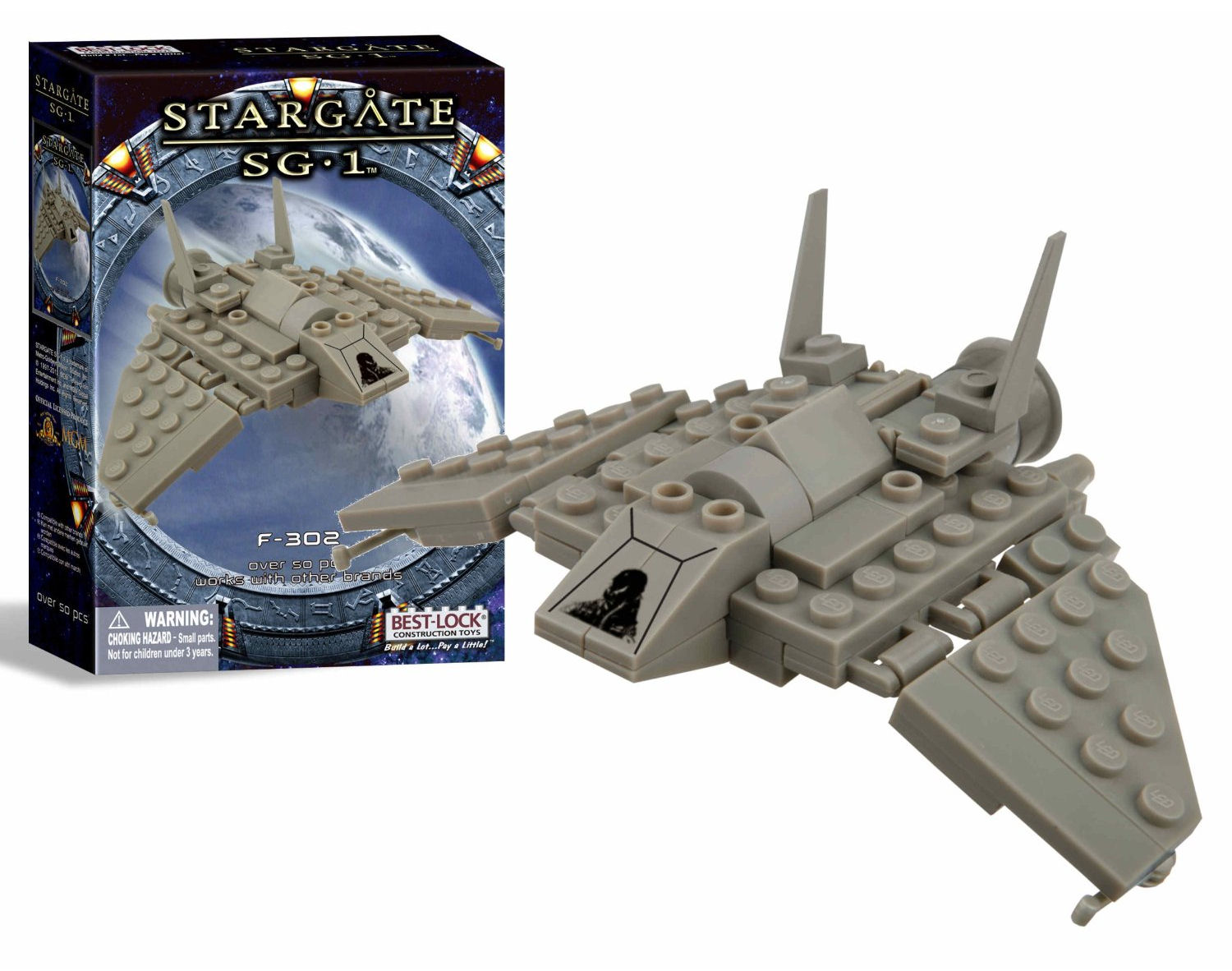 Trek Collective Multiverse: More Stargate sets from Best Lock
