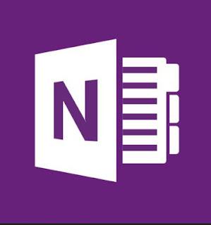 Tips Menulis Cepat Dengan Copy Paste Gambar Dengan Software One Note.
