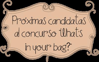 Más candidatas al concurso ¿Qué llevas en el bolso?: PARTE IV y última-346-makeupbymariland
