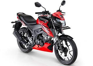 GSX Bandit 150 Motor Naked Terbaru dari Suzuki