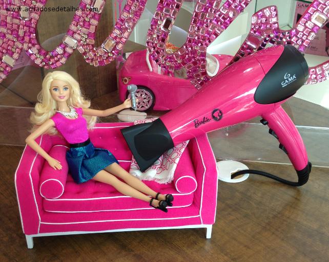 Secador Barbie™ da GA.MA Italy