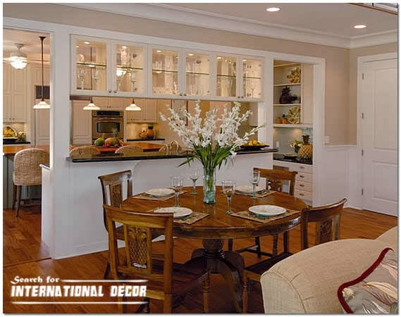 American style in the interior design and homes top home for Kitchen designs american style