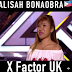 Alisah Bonaobra wows judges sings 'Listen' on The X FActor UK Auditions