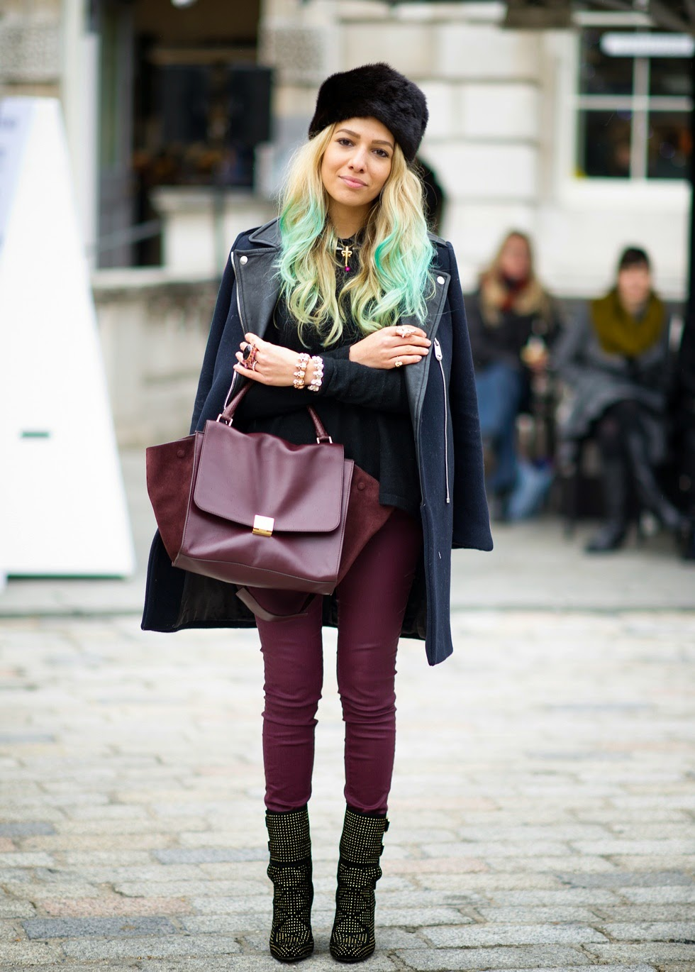Latest Winter Fall Collection For Women By Bareeze: Latest Street Style - Winter Fashion