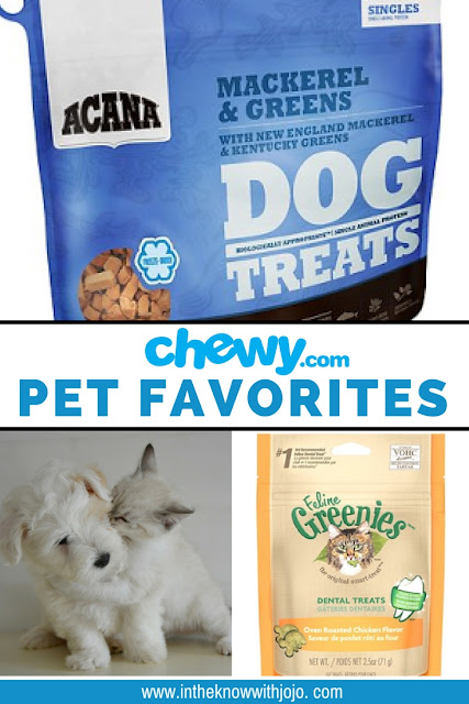You gottta try these two amazing products Greenies Cat Dental Treats and Acana Mackerel and Greens Singles Dog Treats for your pets!