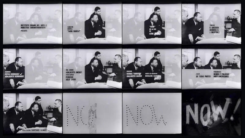 ¨Now !¨ (1965)  - Documental / Videoclip - Director: Santiago Álvarez - Canción: Lena Horne. Portal Del Vídeo Clip Cubano