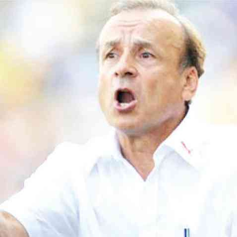 Eagles will fear no team after Russia lesson – Rohr