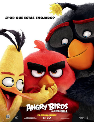 Angry Birds La Pelicula 2016