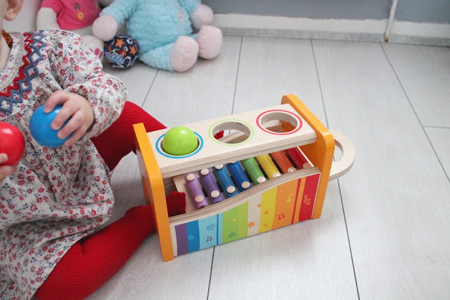 Review : Wicked Uncle Pound N Tap Bench With Xylophone