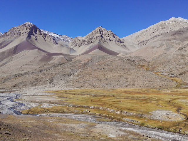 Valle del Yeso, Chile