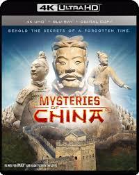 Bí Ẩn Trung Hoa Cổ Đại - Mysteries of Ancient China (2016)