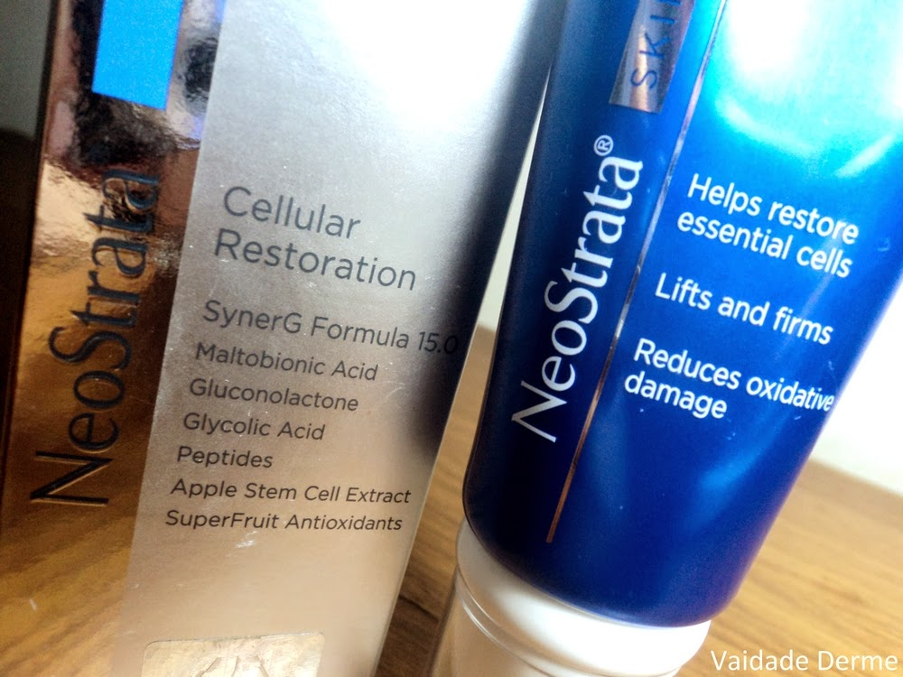 Neostrata Skin Active Cellular Restoration Creme Antiidade