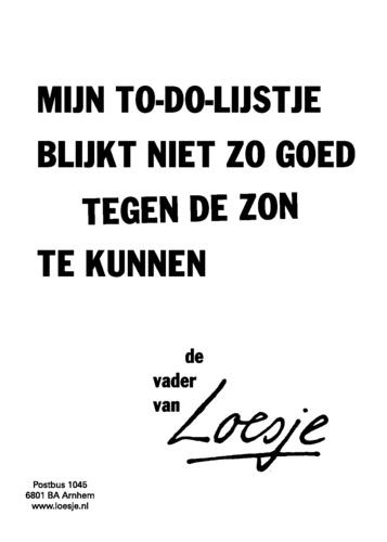 Weblog Gerrit Hartholt: Loesje posters over de zon ...
