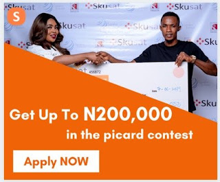 Picard Contest: Obtain N200,000 Cash by Answering A Few Questions Online