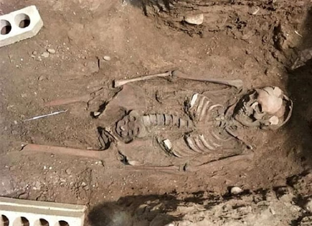 3rd century Roman perfume shop, Visigoth burial site discovered in Spain