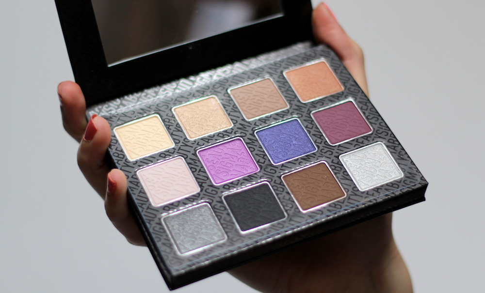 eyeshadow palette nightlife