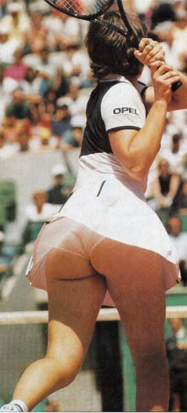 female volleyball players in underwear