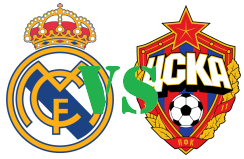 BOCORAN BOLA REAL MADRID Vs CSKA MOSKOW