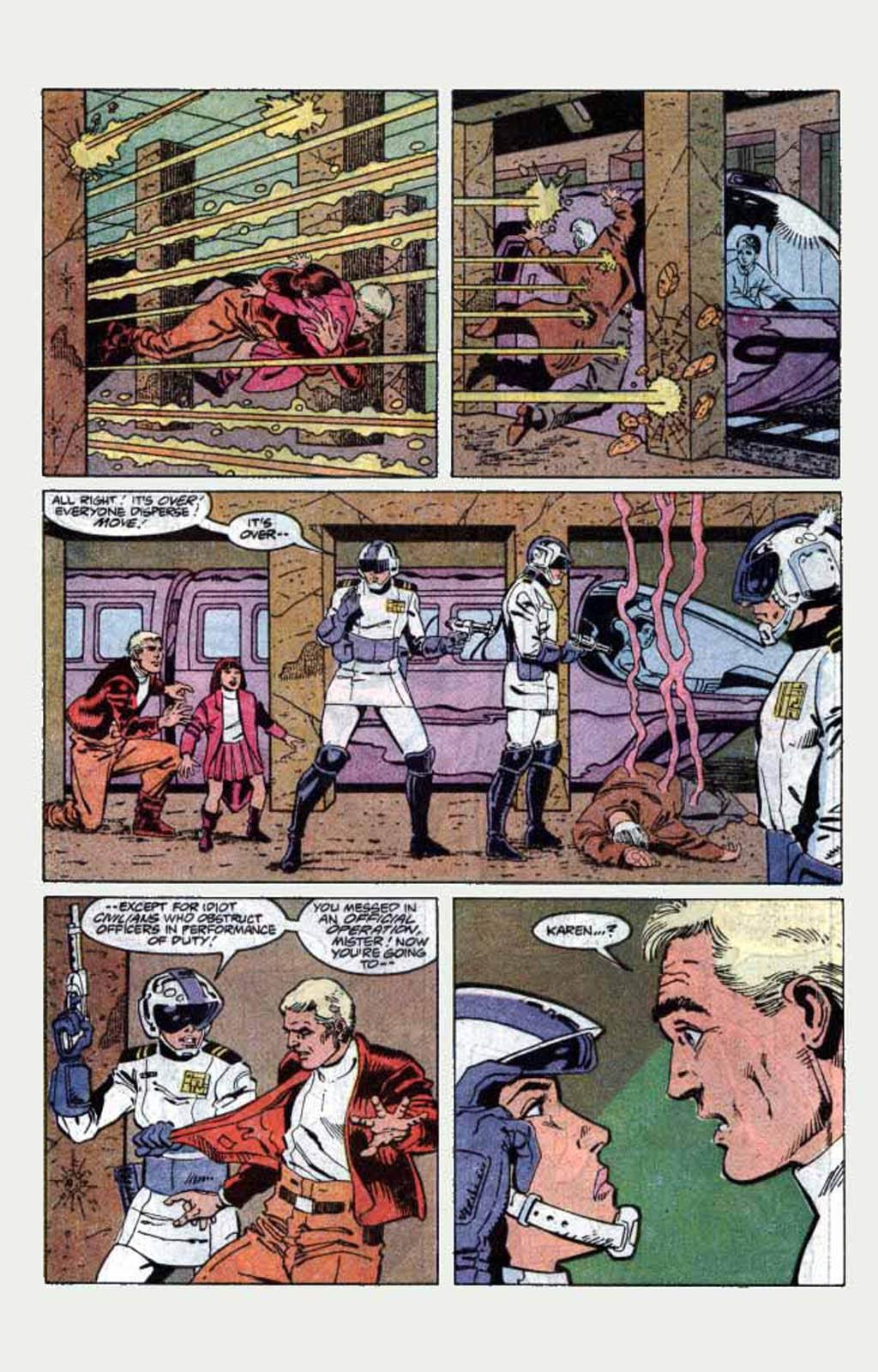 Read online Armageddon 2001 comic -  Issue #1 - 30