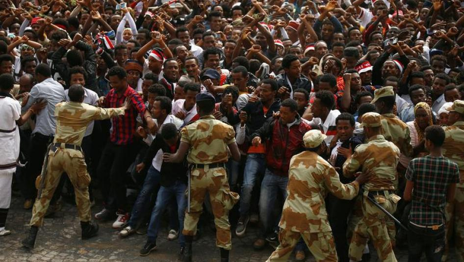 <Ethiopia: A threat to peace, security and stability in the Horn region