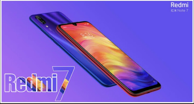 Xiaomi Redmi 7 - Full phone specifications 2019