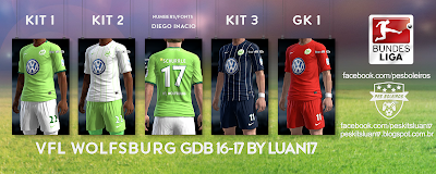 PES 2013 Kitpack Update 16/17 by Luan17