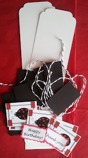 Ladybird cards and gifts my designs