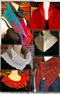 Tunisian Shakti Scarves & Wraps
