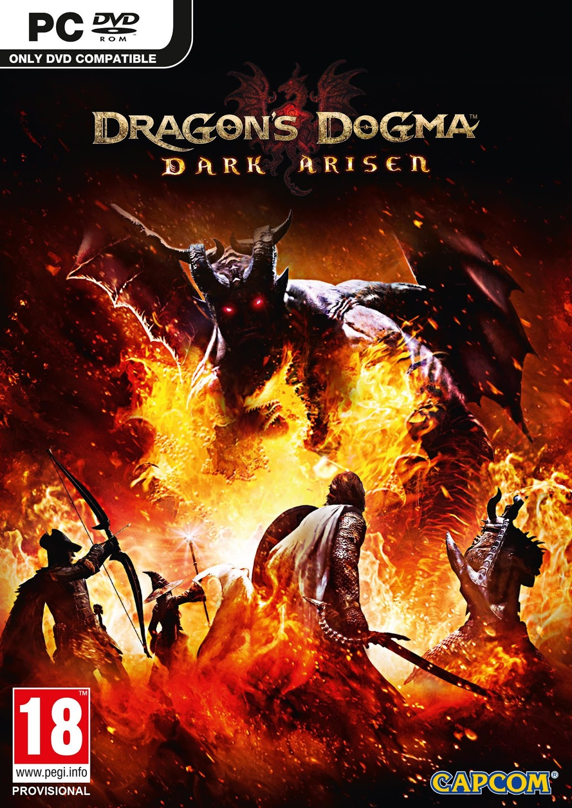 Dragon's Dogma Dark Arisen ESPAÑOL PC Full