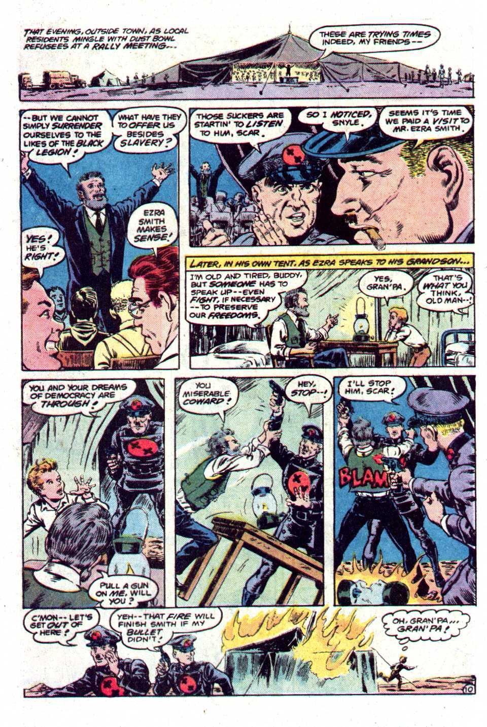 Read online Secret Origins (1986) comic -  Issue #19 - 13