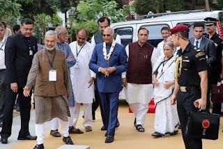 gujarat-is-second-house-for-me-president-kovind