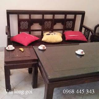 bô bàn ghế cũ