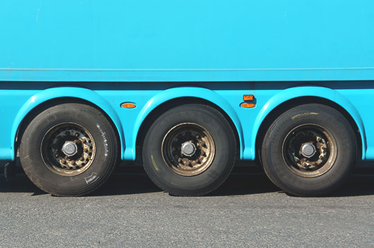 urban photography, urban decay, urban photo, contemporary, art, Sam Freek, trucks,  wheels,