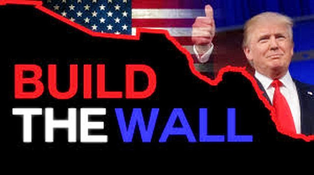 Image result for trump built a wall