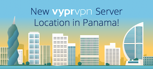 Golden Frog Added a New VyprVPN Server Location in Panama!