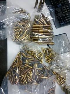 munição das armas apreendidas em são paulo barret .50 e 7.62