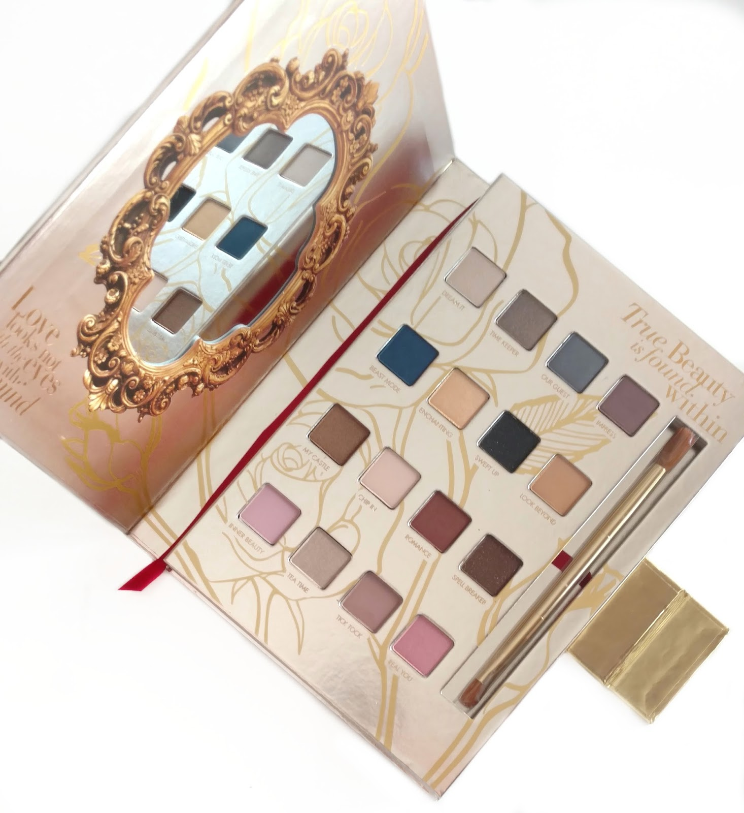 Lorac Beauty and the Beast PRO Eyeshadow Palette Review