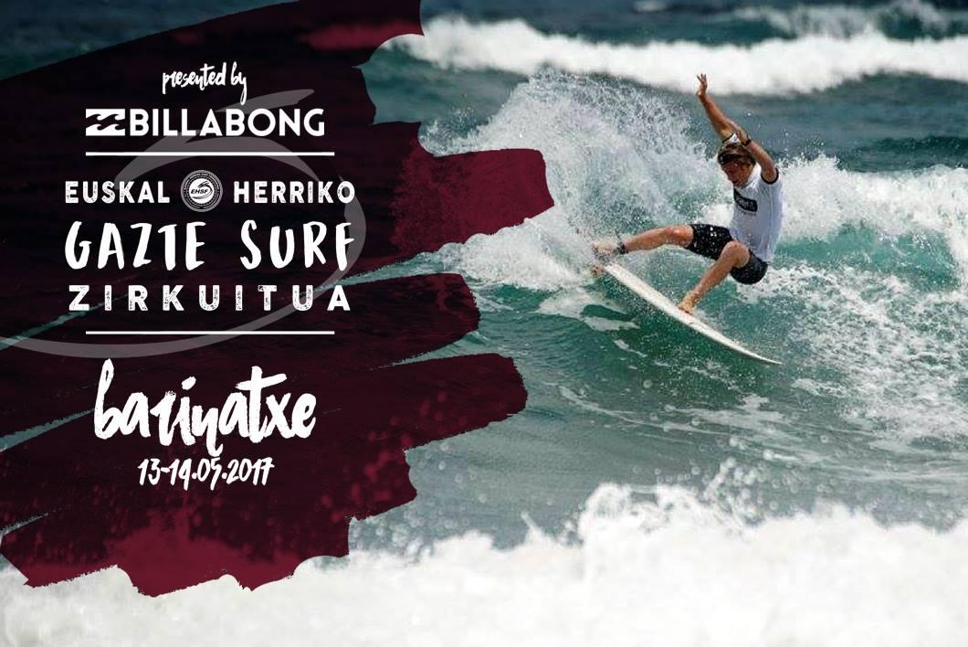 gazte surf zirkuitua sopela