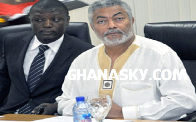 NDC is likely to lose without JJ Rawlings - Kofi Adams