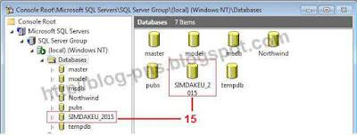 cara-memperbaiki-database-simda-rusak