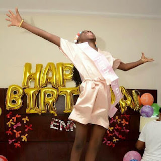 See Photos of 10-Year-Old Girl That Held a Birthday Shower