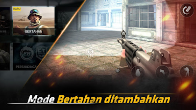 Pagi sahabat semuanya menyerupai biasanya saya akan membagikan kepada sahabat sebuah game androi Point Blank: Strike Mod Apk 2018 Update Terbaru Android Online