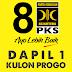 Calon Anggota Dewan Kabupaten, PKS Kulon Progo