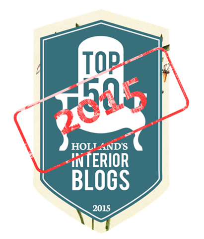 Top 50 interieur blogs 2015