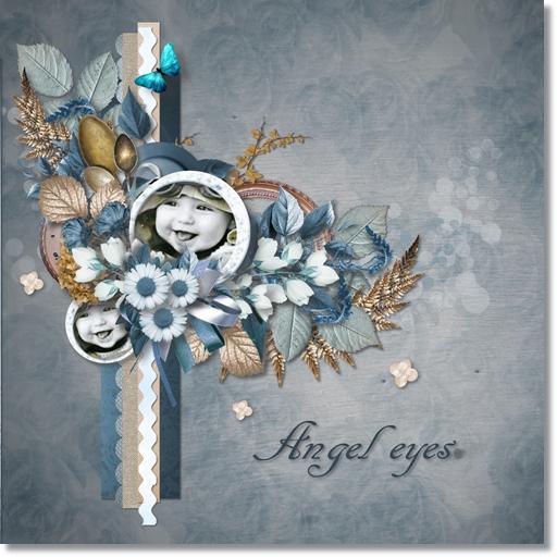 DSB  Angel eyes