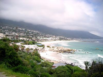 Cape Town, beach, South Africa