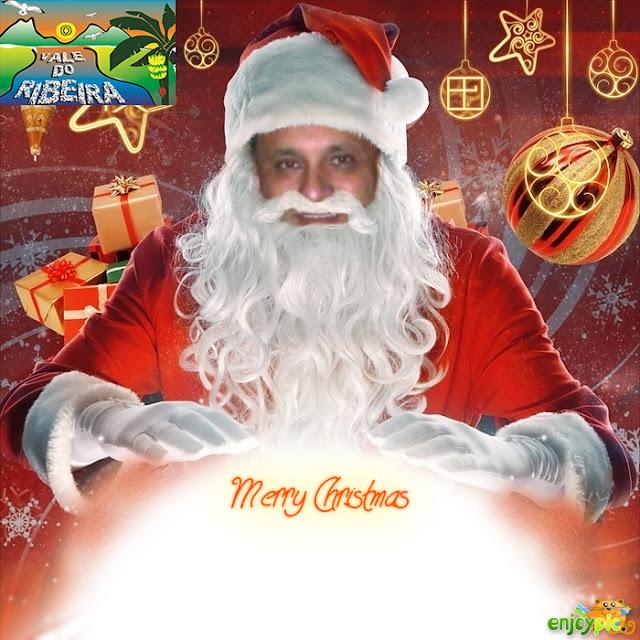 """Site """"O Vale do Ribeira"""" deseja a todos um Feliz Natal"""