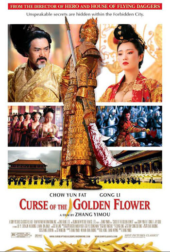 Curse of the Golden Flower 2006 Dual Audio