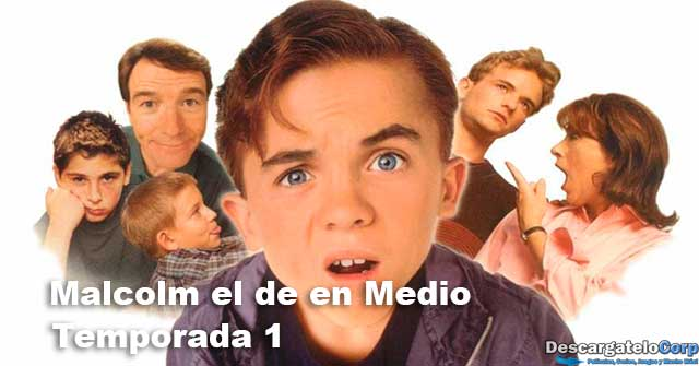 Malcolm el de en Medio Temporada 1 Completa Español Latino